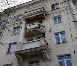 Стало известно, когда отремонтируют дом с рухнувшей колонной в центре Воронежа