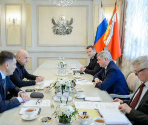 Захар Прилепин предложил провести в Воронеже мультижанровый фестиваль