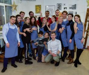 Еда сближает: что готовили участники «Танцевального Олимпа» в студии ЩИ-БОРЩИ