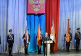Главы региона поздравили воронежских мужчин с Днем защитника Отечества