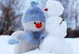Воронежцев ожидает теплая и снежная неделя