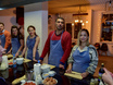 «Танцевальный Олимп» в кулинарной студии «Щи-Борщи» 175534