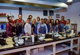 «Танцевальный Олимп» в кулинарной студии «Щи-Борщи»