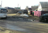 В Воронеже руководитель телемедицинского центра попал в ДТП с автобусом