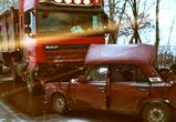 Жуткая авария с фурой под Воронежем: погибли трое, в том числе ребенок (ФОТО)