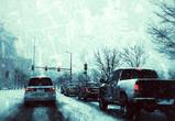Воронежцев предупредили о гололеде, снегопаде и плохой видимости на дорогах