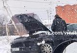 Появились фото крупного ДТП с «Порше» и ГАЗелью под Воронежем: ранена женщина