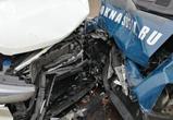 В Воронеже сбежавший виновник ДТП с 4 пострадавшими пришел с травмой в больницу