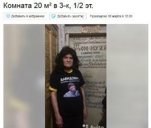 В Воронеже уникальный музей афористики Аркадия Давидовича выставили на продажу