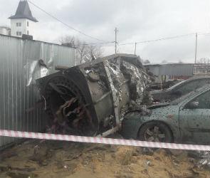 Под Воронежем обрушилась котельная: погибла 70-летняя женщина