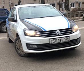 Воронежцев возмутило грубое нарушение ПДД машиной фотоконтроля платных парковок