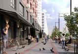 Опубликован проект реновации улицы Ленинградской в Воронеже