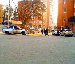 Очевидцы сообщают о гранате, найденной возле отеля