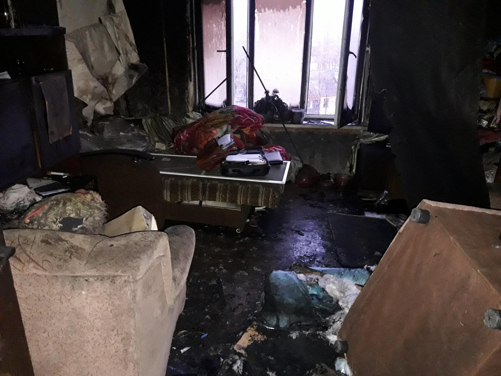 Вынесен приговор воронежцу, из-за которого на пожаре погибли мать и племянница