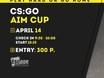 Турнир CS:GO AIM ...