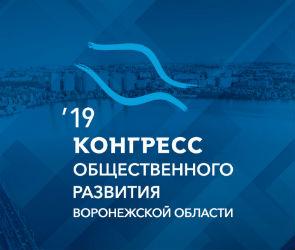 В Воронеже пройдет Конгресс Общественного развития-19