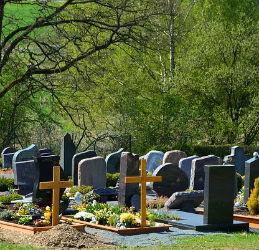 В Воронеже к Пасхе приведут в порядок кладбища и дороги, ведущие к ним