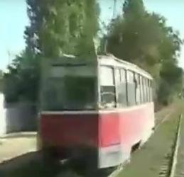 В Сети появились кадры, посвященные 10-летию «смерти» трамвая в Воронеже