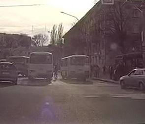 В Воронеже оштрафовали маршрутчика, сажавшего пассажиров из второго ряда
