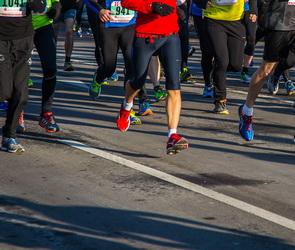 В центре Воронежа перекроют движение из-за марафона