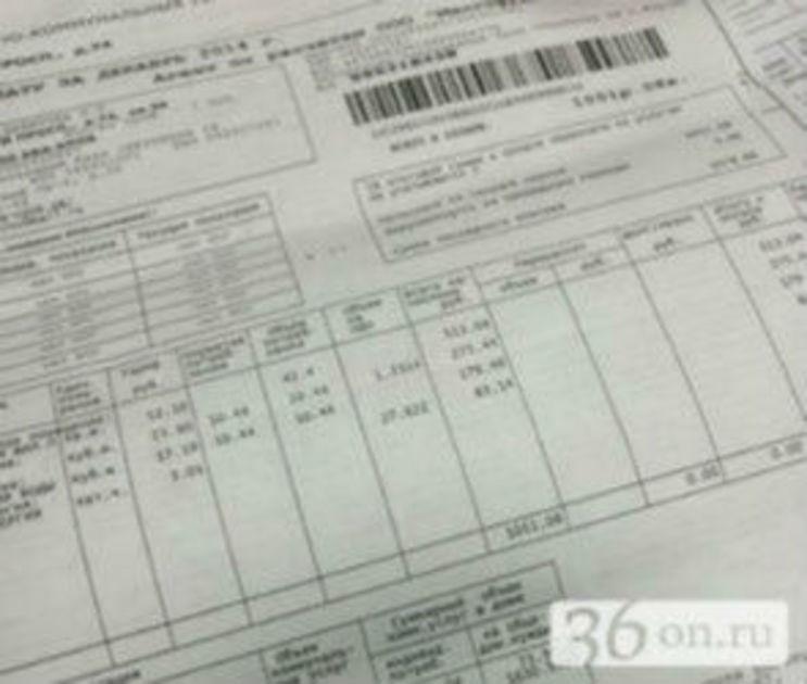Жители воронежского дома переплатили за отопление 300 тысяч рублей