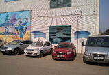 Воронежцев возмутили автохамы, заблокировавшие зарядки для электромобилей