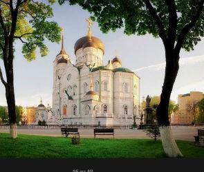Воронежцы смогут позвонить в колокола Благовещенского собора