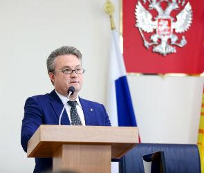Вадим Кстенин подвел итоги работы администрации Воронежа за 2018 год