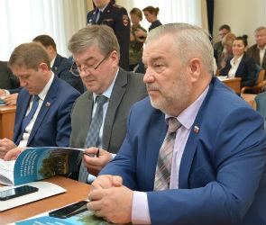 Депутаты горДумы приняли отчет мэра Воронежа за 2018 год