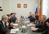 Германия и Воронежская область займутся производством органической продукции