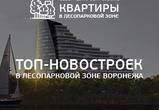 Зелено вокруг: ТОП-новостроек в лесопарковой зоне Воронежа