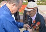 В Воронеже ветераны и полицейские встретили автопробег «Дорога мужества»