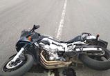 Нужны очевидцы ДТП с мотоциклом и Киа Рио под Воронежем, пострадал байкер: ФОТО