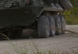 Воронежцы обеспокоены появлением БТР в городе