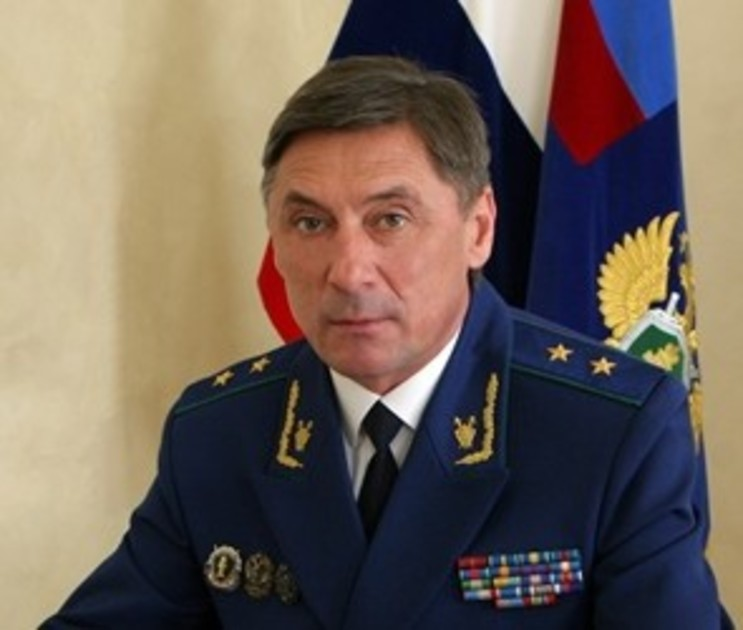 Прокурор Николай Шишкин заработал в 2018 году 2,9 млн рублей