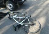 В Воронеже «Фольксваген» сбил велосипедиста