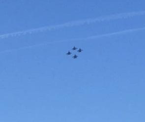 Наделавшая шума в Воронеже пилотажная группа устроит авиашоу