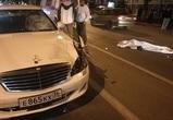 В центре Воронежа «Мерседес» с номерами «ЕКХ» насмерть сбил женщину