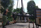 В Воронеже устанавливают памятник Вильгельму Столлю