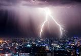 До конца выходных Воронеж накроет сильная гроза, град и штормовой ветер