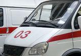 Во дворе дома на левом берегу Воронежа под колеса машины попал ребенок