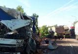 Два человека погибли в ДТП с фурами на трассе М-4 «Дон» в Воронежской области