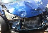 Страшное ДТП под Воронежем: иномарка влетела в попутную фуру, погибли 2 человека