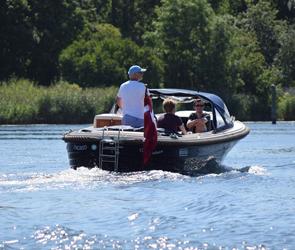В воронежских водоемах разрешено плавание катеров, яхт, гидроциклов и моторок