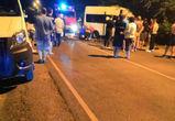 В Воронеже ВАЗ протаранил микроавтобус: два человека погибли