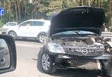В Воронеже у «Олимпика» столкнулись несколько авто, есть раненые: ФОТО, ВИДЕО