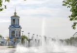 Фонтан на Советской площади в Воронеже отключат на несколько дней