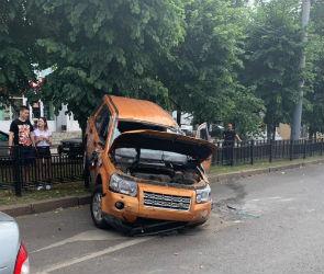 Стали известны подробности массового ДТП на Московском проспекте в Воронеже