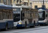 Маршрут воронежских троллейбусов №7 и №8 изменят на 19 дней