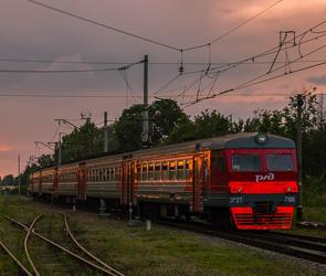 На станции под Воронежем под колесами поезда погибла неизвестная женщина